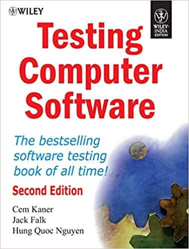 Testing Computer Software