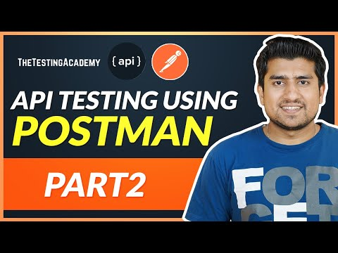 api testing using postman part 2