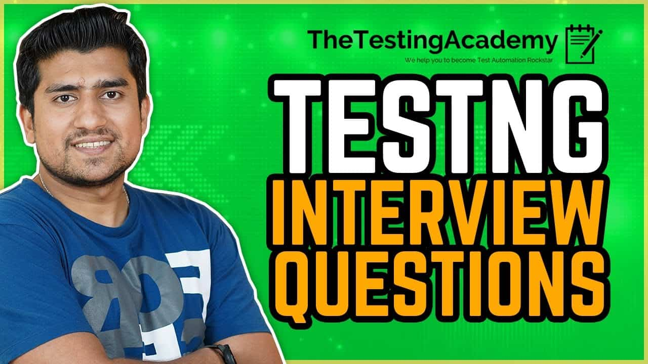 TestNG Interview Questions and Answers