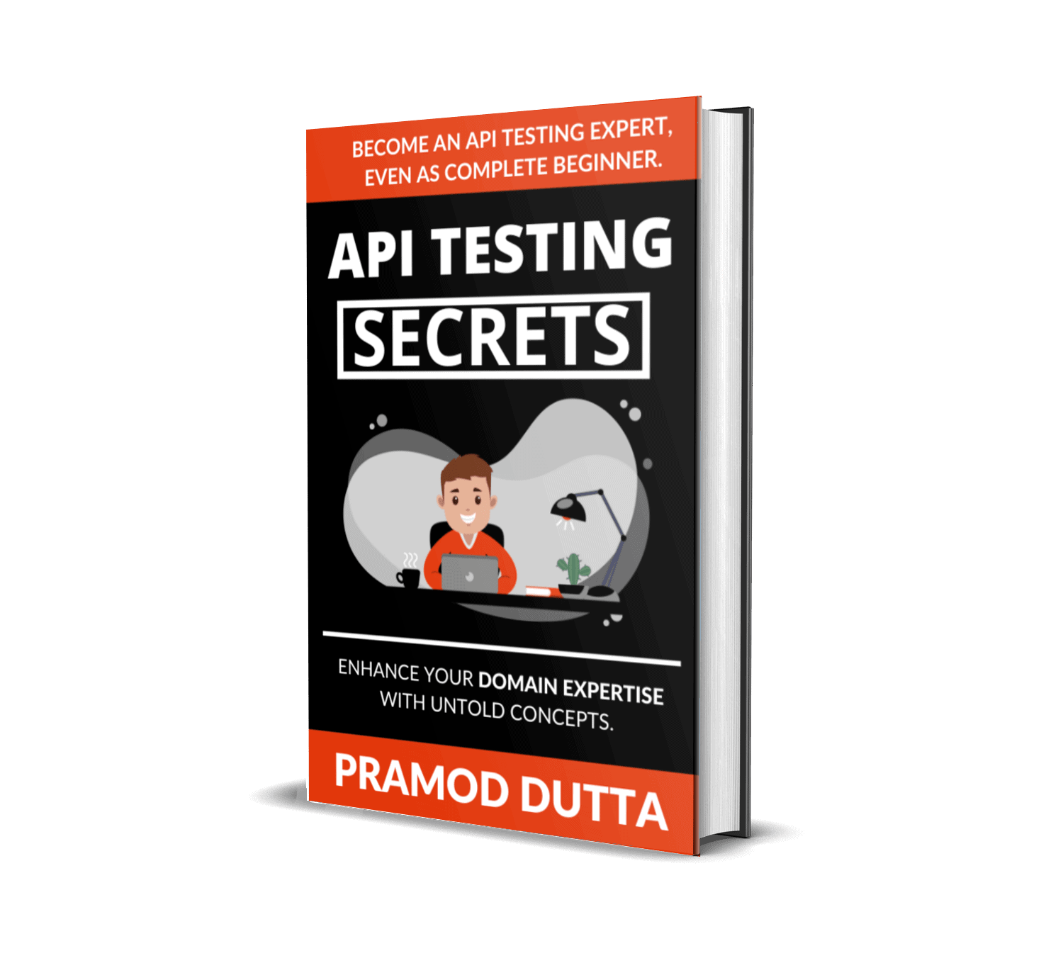 API Testing Secrets book cover
