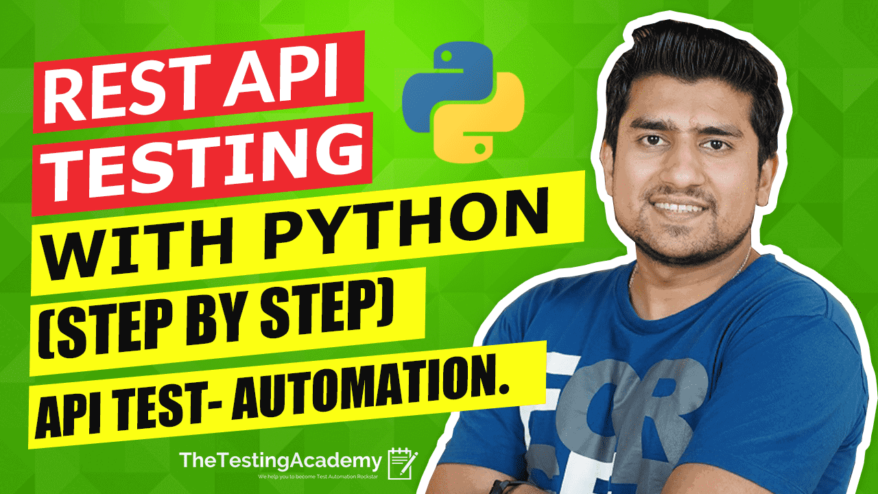 rest api testing with python