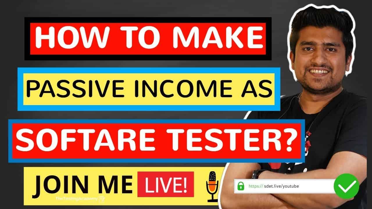 qa freelancer passive income