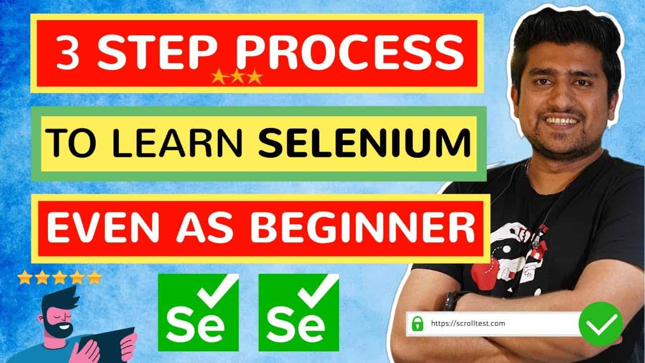 What is The Best Way To Learn Selenium Automation Tool?