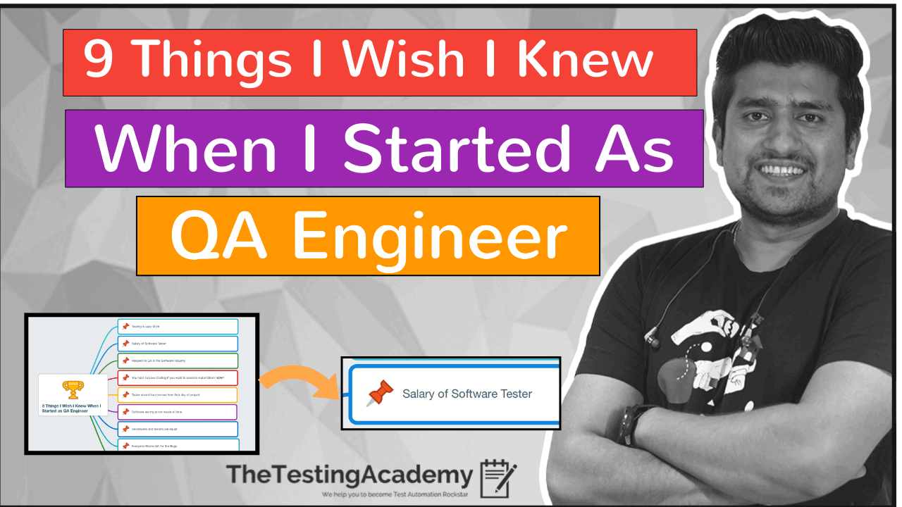 9 Things I Wish I Knew When I Started as QA Engineer