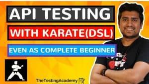 karate api testing