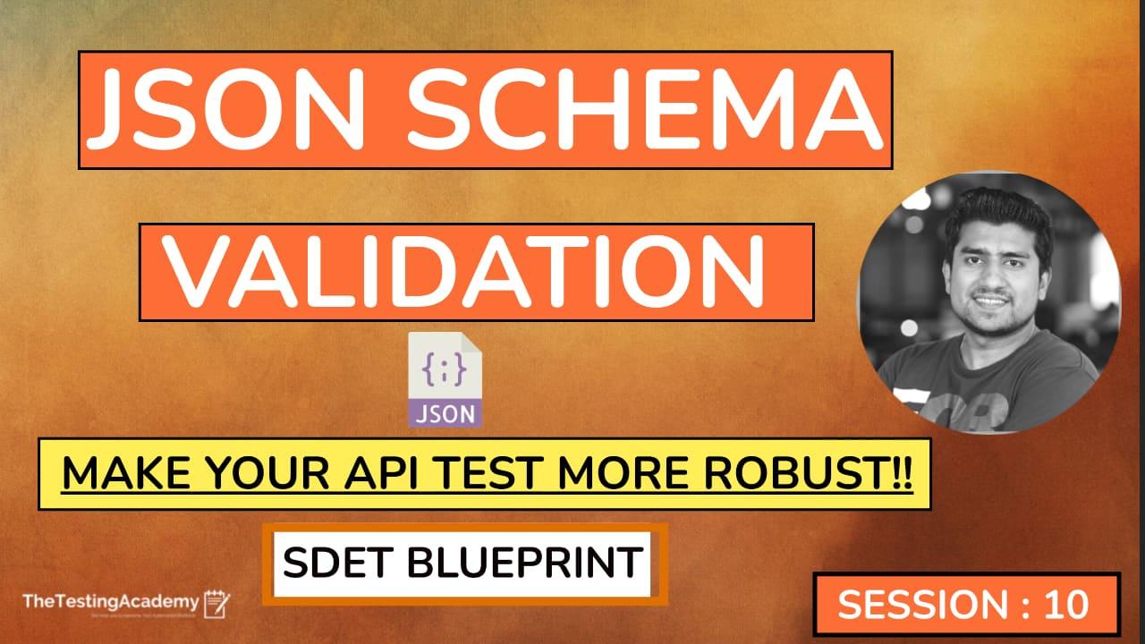 json schema validation