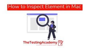 How to Inspect Element in Safari , chrome Mac