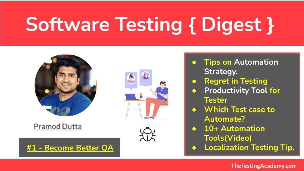 Software Testing Digest