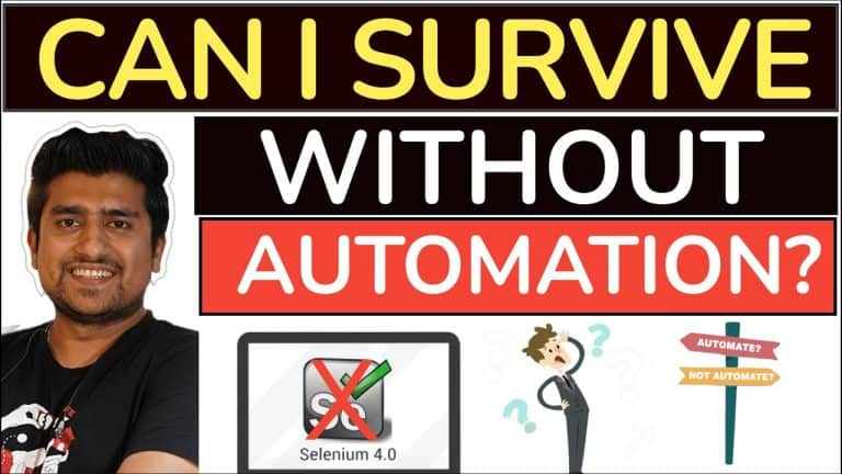 Can a Manual Tester Survive Without Automation Knowledge?
