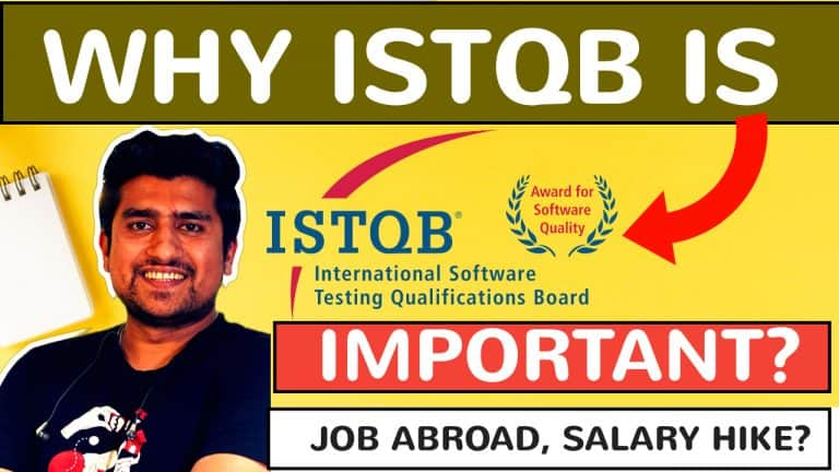 Why ISTQB Certification is important