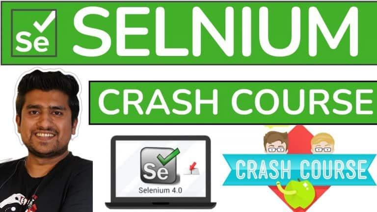 selenium crash course